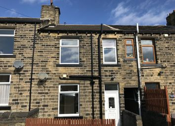 Thumbnail 2 bed terraced house for sale in Wellington Street, Lindley, West Yorkshire