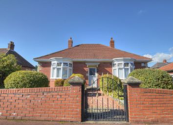 Thumbnail 3 bed detached bungalow for sale in Beadling Gardens, Fenham, Newcastle Upon Tyne