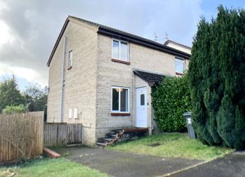 Thumbnail 2 bed end terrace house to rent in De Braose Close, Danescourt, Cardiff