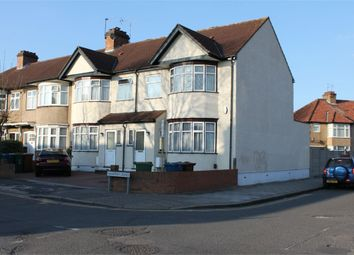Thumbnail 3 bed end terrace house to rent in Hampden Road, Harrow