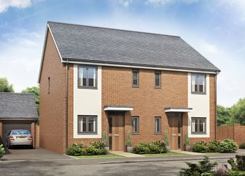 Thumbnail 3 bed semi-detached house for sale in The Mirin, Bramshall Meadows, Uttoxeter