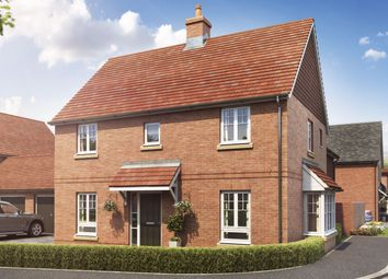 "Thumbnail 4 bedroom detached house for sale in ""The Fairford"" at Ringwood Road, Verwood"