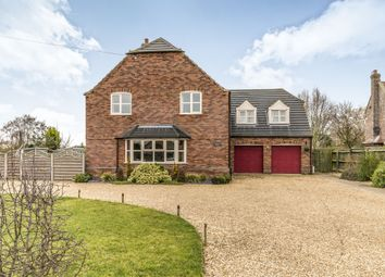 Thumbnail 5 bed detached house for sale in Broadgate, Weston, Spalding