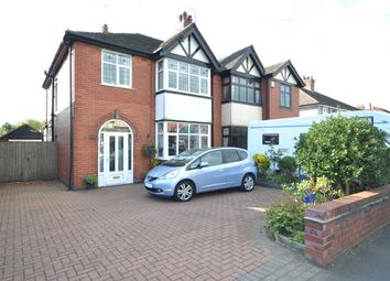 Thumbnail 3 bed semi-detached house for sale in Dimsdale Parade West, Newcastle-Under-Lyme