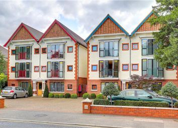 Thumbnail 2 bed flat to rent in Holly Mansions, 95 Coombe Road, New Malden