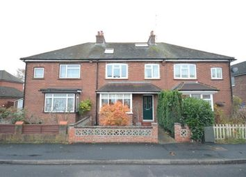 Thumbnail 3 bed terraced house for sale in New Road, Church Crookham, Hampshire