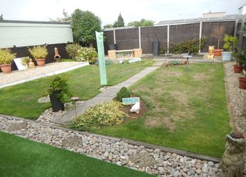 Thumbnail 3 bed semi-detached bungalow for sale in Crowson Crescent, Northborough, Peterborough