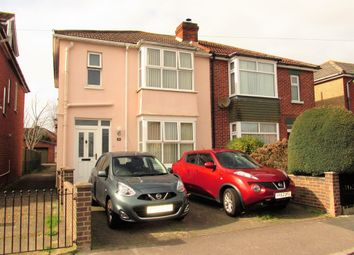 Thumbnail 3 bed semi-detached house for sale in Frater Lane, Gosport