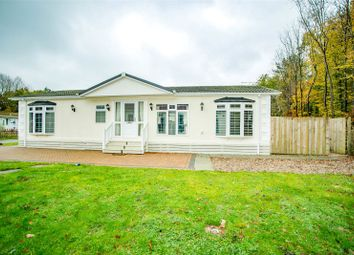 Thumbnail 2 bed bungalow for sale in Capel Gardens Holiday Park, Ruckinge, Ashford, Kent