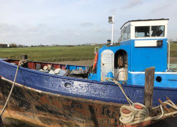 Thumbnail 1 bed houseboat for sale in Standard Quay, Faversham, Kent