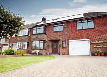 Thumbnail 5 bed semi-detached house for sale in Kennersdene, Tynemouth, North Shields
