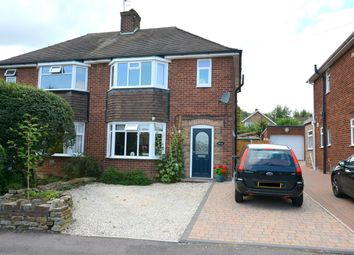 Thumbnail 3 bed semi-detached house for sale in Hucknall Avenue, Ashgate, Chesterfield