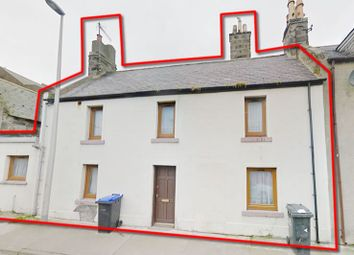 Thumbnail 3 bed terraced house for sale in 35, Shore Street, Fraserburgh AB439Ea