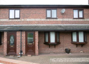 Thumbnail 2 bed terraced house for sale in 180 Trinity Street, Gainsborough, Lincolnshire