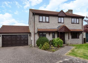Thumbnail 4 bed detached house for sale in Priory Close, Ilchester, Yeovil