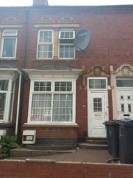 Thumbnail 2 bed terraced house to rent in Portland Rd, Birmingham