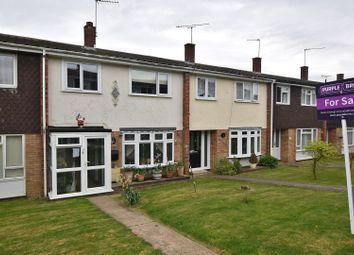 Thumbnail 3 bed terraced house for sale in West Lawn, Chelmsford