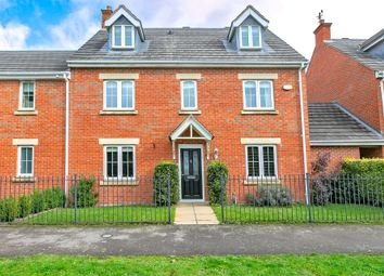 Newport Road, Woburn Sands, Milton Keynes MK17. 5 bed town house for sale