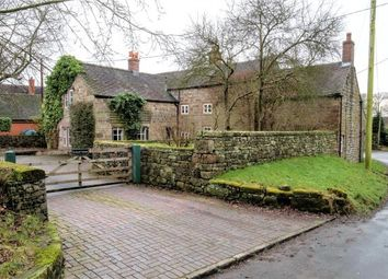 Thumbnail 6 bed detached house for sale in Bradnop, Leek