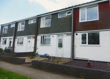 Thumbnail 3 bedroom terraced house for sale in Rossendale Walk, Bedford