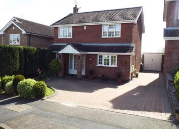 Thumbnail 4 bedroom detached house for sale in Pentwood Avenue, Redhill, Nottingham