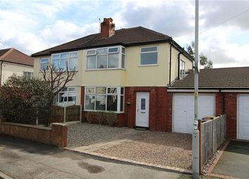 Thumbnail 3 bed property for sale in Victoria Park Avenue, Preston