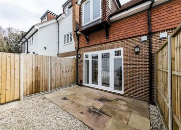 Thumbnail 2 bedroom terraced house to rent in Mill Road, Worthing, West Sussex