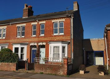 3 bed end terrace house for sale in Emsworth Road, Lymington SO41