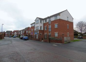 Thumbnail 2 bed flat for sale in Ellesmere Close, Fencehouses, Houghton Le Spring