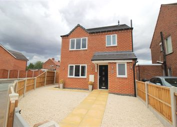 Thumbnail 3 bed detached house for sale in Borrowfield Road, Spondon, Derby
