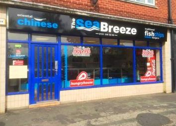 Thumbnail Restaurant/cafe for sale in Ellesmere Port CH65, UK