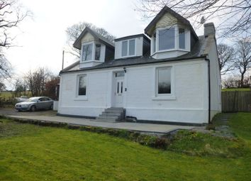 Thumbnail 3 bed detached house for sale in Stirling Road, Airdrie