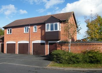 Thumbnail 2 bed flat to rent in Croxall Drive, Shustoke, Coleshill, Birmingham