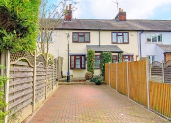 Thumbnail 2 bed terraced house for sale in London Road, Hertford Heath, Hertford