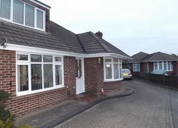 Thumbnail 4 bed bungalow for sale in Ashby Road, Southampton