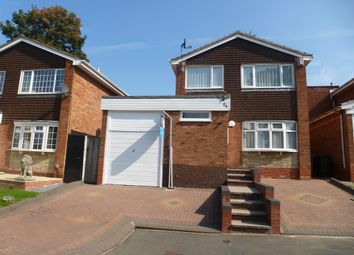 Thumbnail 3 bed detached house for sale in Elmbank Grove, Birmingham
