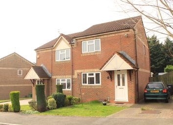 Thumbnail 2 bedroom semi-detached house for sale in Huntington Drive, Pontprennau, Cardiff