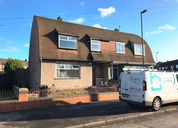 Thumbnail 3 bedroom semi-detached house for sale in Keir Hardie Crescent, South Bank, Middlesbrough