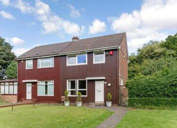 Thumbnail 3 bedroom semi-detached house for sale in Cumbernauld Road, Glasgow, Lanarkshire