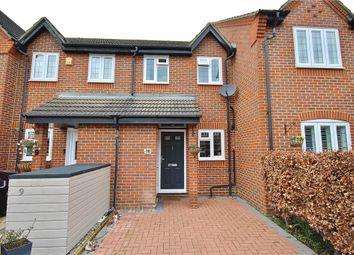 Saddlebrook Park, Sunbury-On-Thames TW16. 2 bed terraced house for sale
