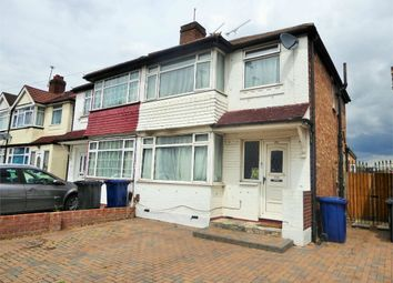 Thumbnail 3 bed semi-detached house for sale in Bilton Road, Perivale, Middlesex