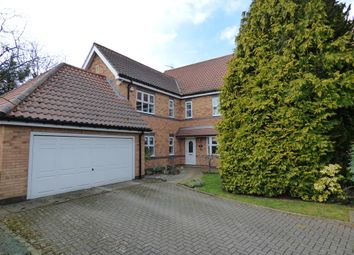 Thumbnail 4 bed detached house for sale in Highgate, Cherry Burton, Beverley