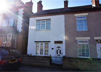 Thumbnail 2 bed terraced house for sale in Prospect Street, Alfreton