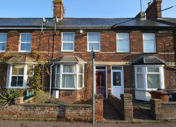 Thumbnail 2 bed terraced house to rent in Withersfield Road, Haverhill, Suffolk