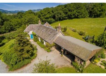 Thumbnail 4 bed cottage for sale in Strath Tummel, Pitlochry
