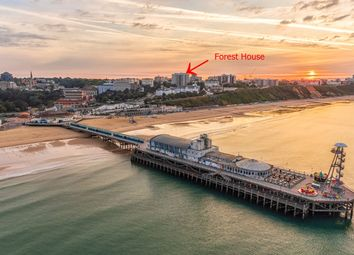 Thumbnail 3 bed flat for sale in 1 Russell Cotes Road, Bournemouth