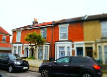 Thumbnail 3 bed terraced house to rent in Northcote Road, Southsea, Portsmouth, Hampshire