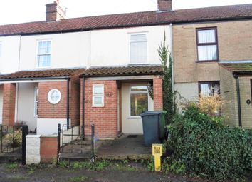 Thumbnail 2 bed terraced house to rent in Welgate, Mattishall