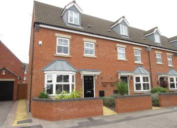 Thumbnail 4 bedroom town house for sale in Hawthorne Avenue, Long Eaton, Nottingham