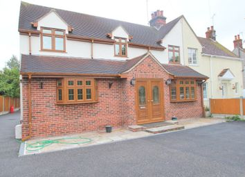 Thumbnail 4 bed semi-detached house to rent in Rectory Road, Tiptree, Colchester